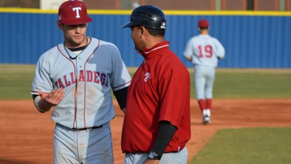 Photo for Coach Ramos Earns 200th Career Win in Baseball