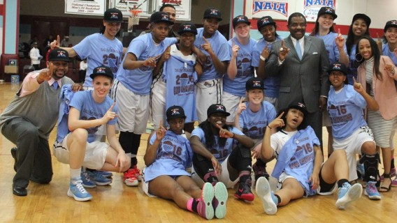 Photo for Talladega lose to Lindsay Wilson in NAIA National Tournament